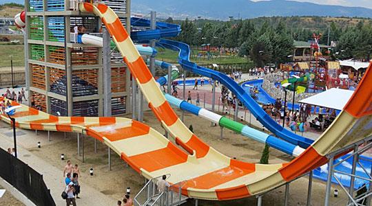 "В сабота се отвора Аква паркот во СЦ ""Борис Трајковски"""