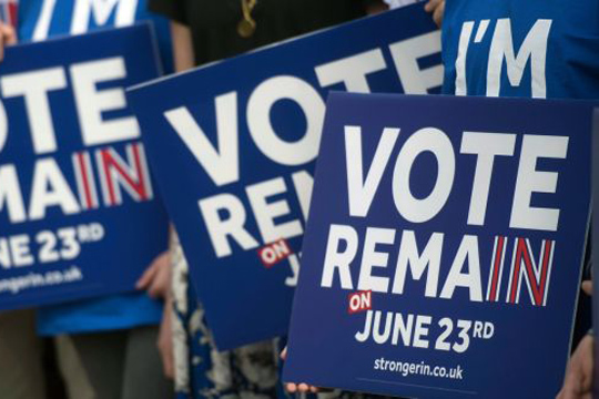 Анкета: 52 отсто од Британците се за останување во ЕУ