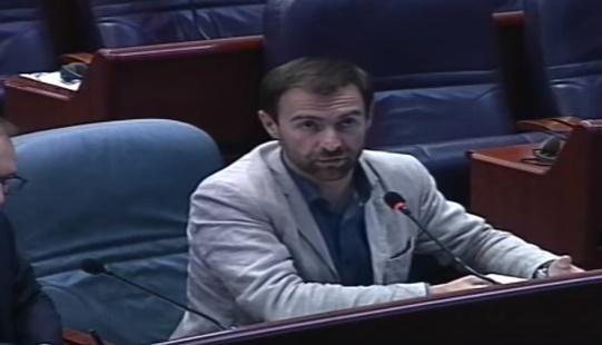 Димовски: Иванов има повеќе гласови отколку сите три партии потписници на иницијативата за импичмент