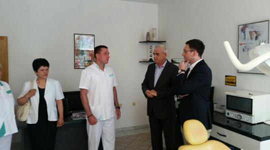 Директорите на ФЗОМ во Кавадарци: Стоматолозите задоволни од зголемениот капитациски бод