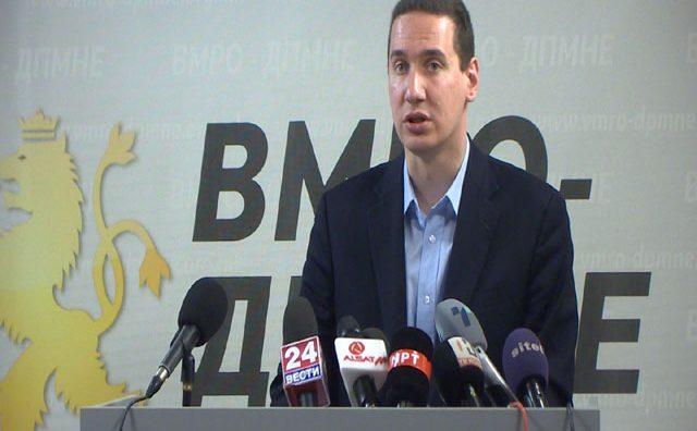 Ѓорчев: СДСМ наместо деструкција да понуди програма