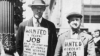 """""""Дневник"""": СДСМ помоќен и од големата депресија 1929-1933"""