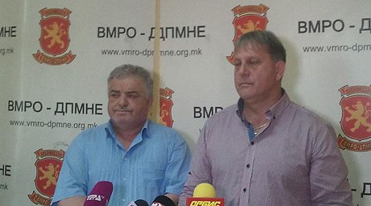 Лазар Котевски: Дел од судството потклекна под притисоците на СДСМ и Заев