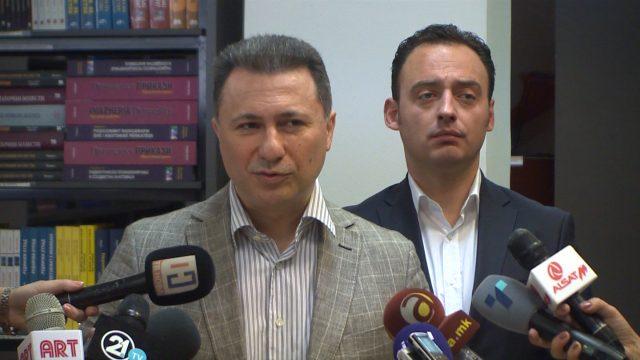 Груевски: Следниот месец ново зголемување на постојаната и социјална помош за 5 %