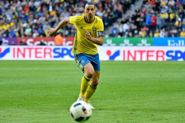 Ибрахимовиќ се прости од шведската репрезентација