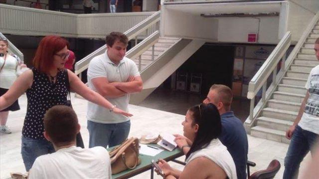 СДСМ сака да ги спречи и студентските избори преку свои платеници