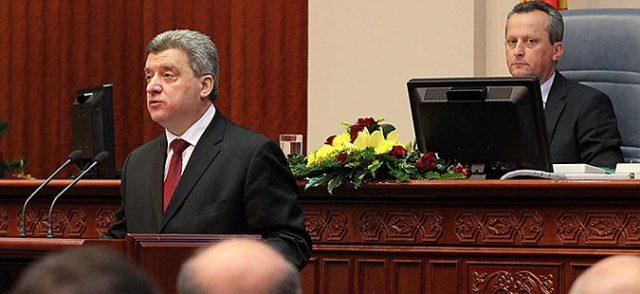 Почна со работа Комисијата за импичмент на претседателот Иванов