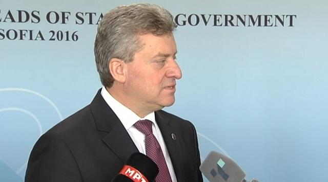 Иванов: Со помилувањата на лидерите им понудив излез од кризата