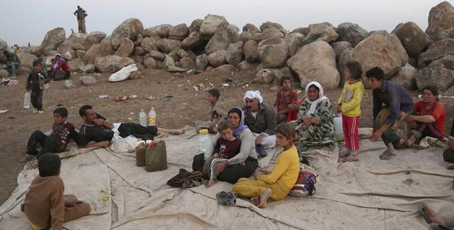 ИД врши геноцид врз јазидите