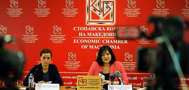 Сите оние планови кои се зацртани од страна на институциите за реализирање на овие капитални проекти треба да продолжат и во иднина затоа што од нив во голема мера зависи и економското делување на компаните во следниот период, изјави Билјана Пеева - Ѓуриќ од Стопанската комора на Македонија.