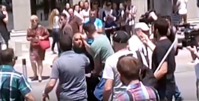 """СКАНДАЛ: СДСМ тепа граѓани, а """"независната"""" Телма мора да молчи"""