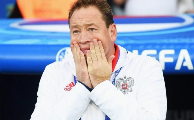 Рускиот селектор си поднесе оставка