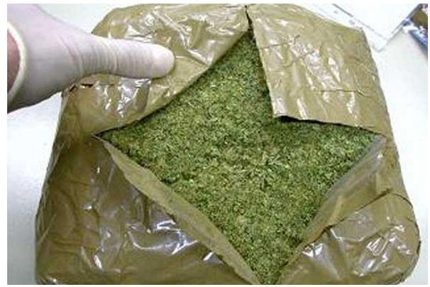 Полицијата заплени 150 килограми марихуана
