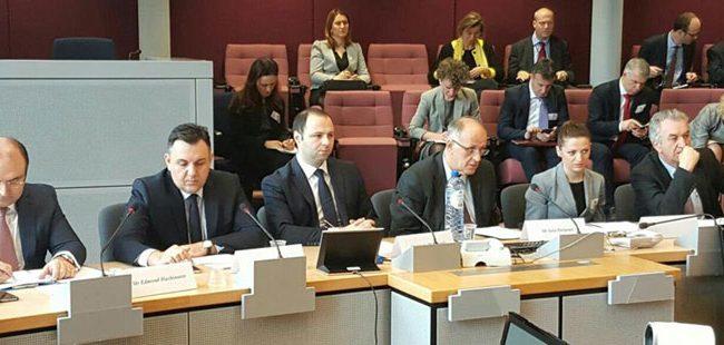 Мисајловски на состанок на министри од Западен Балкан