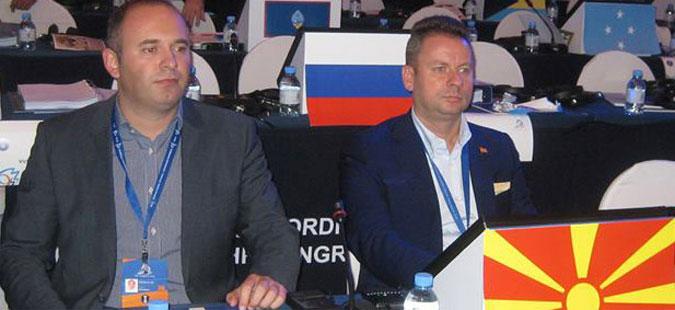 Мукаетов: Да го дадеме најдоброто и да продолжи настапот на големи натпреварувања