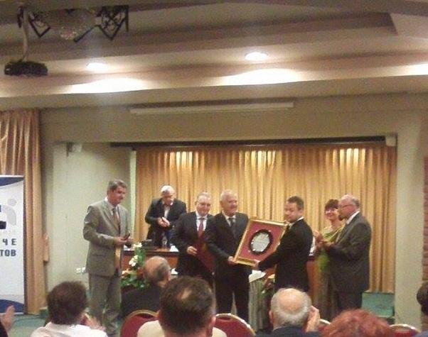 Трајче Мукаетов постхумно одликуван со награда за животно дело