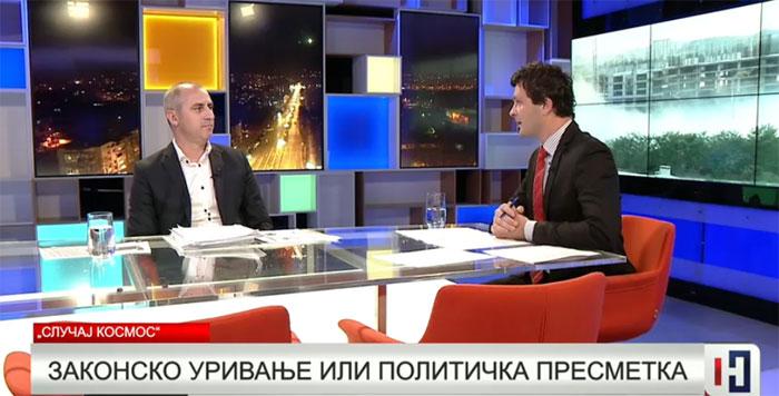 Фијат и Сефер Цановски одбија соочување со Трајковски, Грчев не се појави во ТВ Нова
