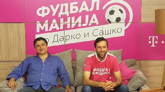 Гледајте Франција – Албанија со Дарко Панчев и Сашко Коцев