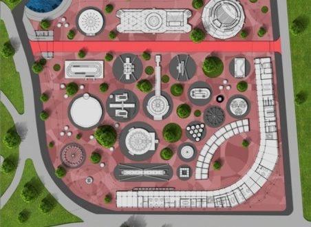 Еве како ќе изгледа новиот Луна парк во Скопје (ФОТО