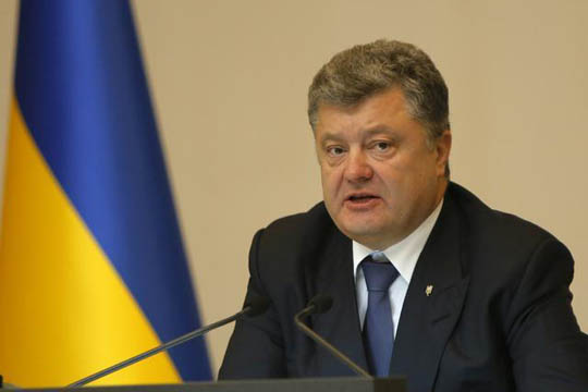 Порошенко: Ќе продолжат преговорите со Русија за ослободување на украински граѓани