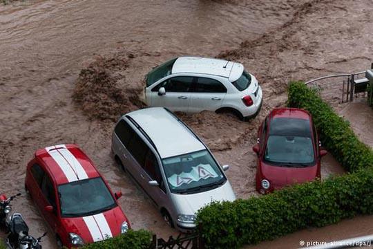 поплави германија