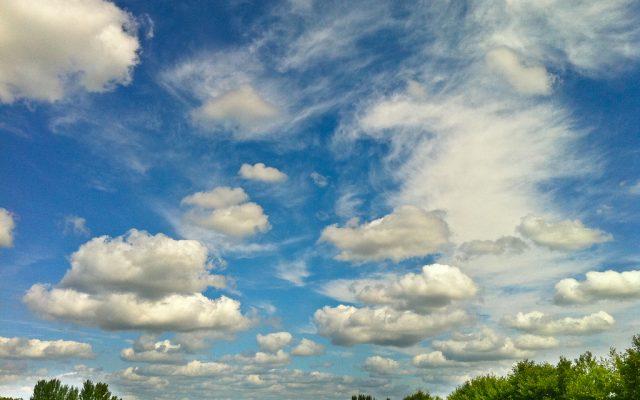 И во наредните денови променливо облачно со сончеви периоди