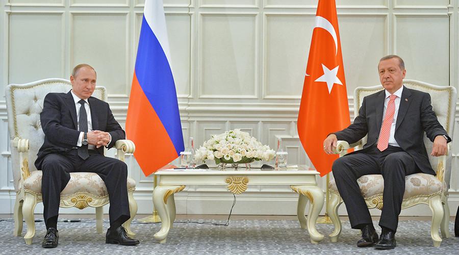 Можна е средба помеѓу Ердоган и Путин