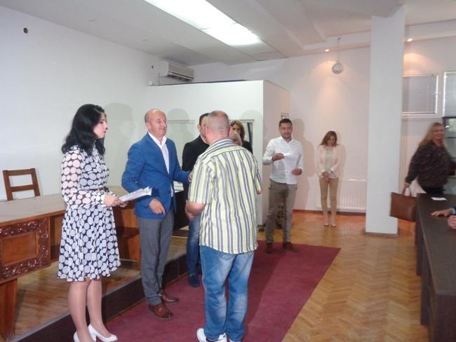 Доделени 67 решенија на вработени во образовниот процес во Охрид