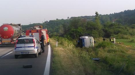 ФОТО: Петмина словачки туристи загинаа во страшна сообраќајка во Србија