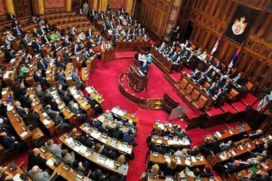 Новиот српски Парламент не избa претседател