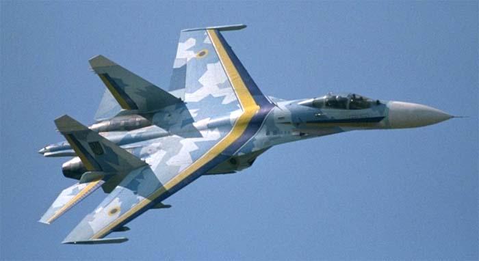 Приземјена целата руска флота Су-27 по пад на авион
