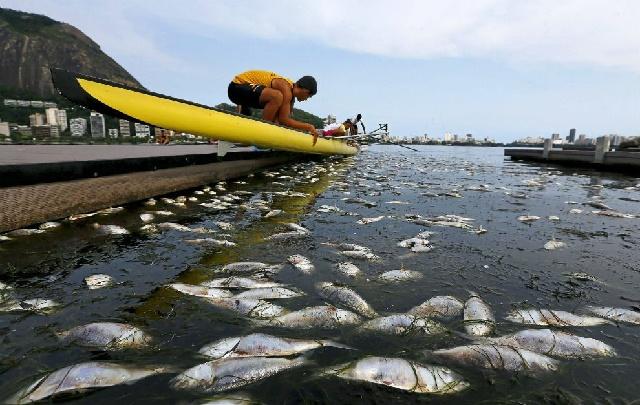 Нови проблеми за организаторите на Олимпијадата: Пронајдена супербактерија!