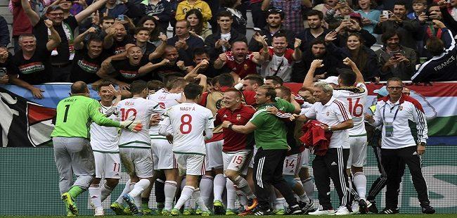 ЕУРО 2016: Унгарија славеше победа над Австрија