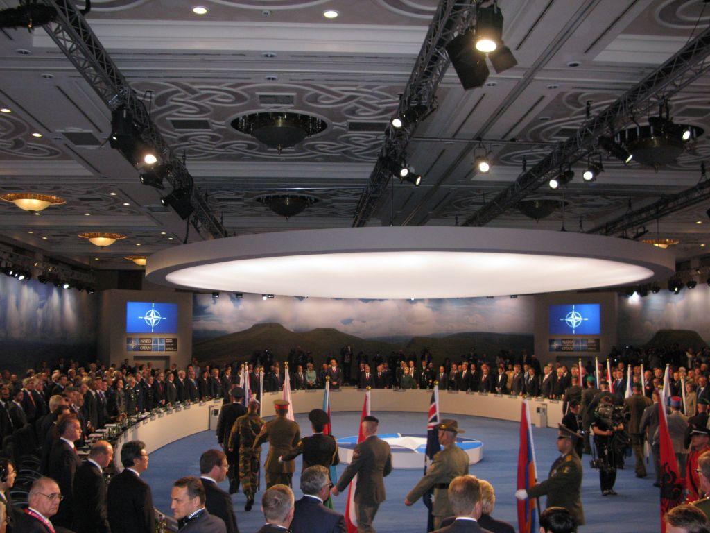 Следниот самит на НАТО e во 2017 година во Брисел