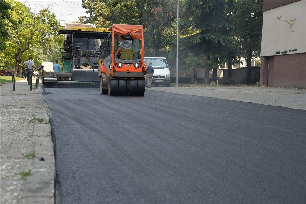 Нови улици во Карпош 1 и 2