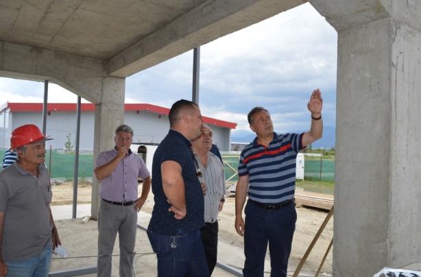 Општина Илинден: Интензивно се градат повеќе капитални објекти