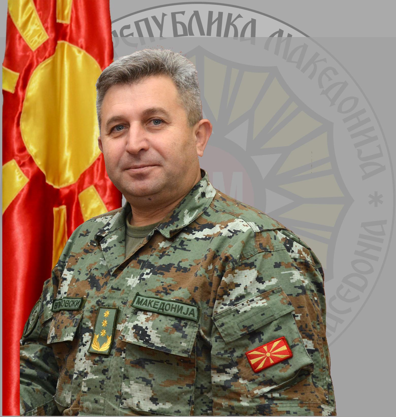 Началникот на ГШ на АРМ во посета на македонските мировници во Авганистан
