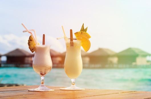 Пинаколада – Мало тропско задоволство