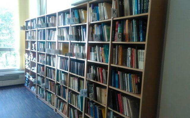 Rekonstruirana klon biblioteka  Sveti Kliment Ohridski (1)