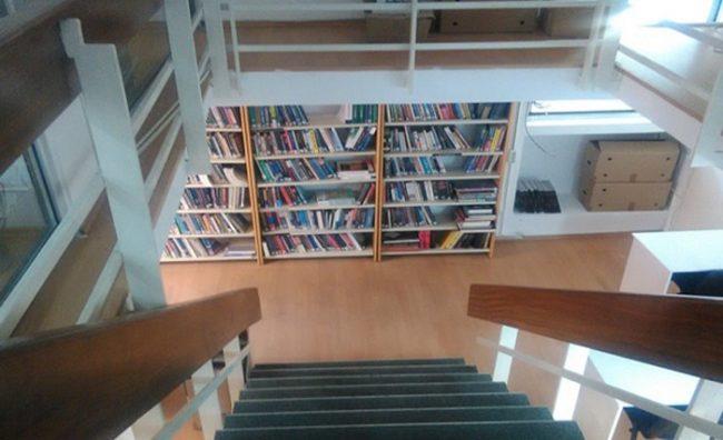 Rekonstruirana klon biblioteka  Sveti Kliment Ohridski (3)