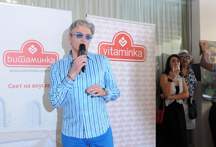 Витаминка во соработка со Владо Јаневски