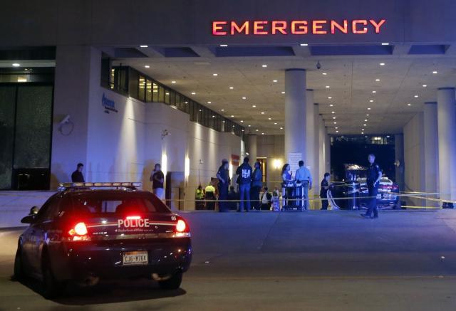 САД: Убиени тројца полицајци во Батон Руж
