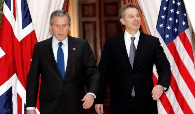 Тајните писма откриваат: Блер му ветил поддршка на Буш 8 месеци пред инвазијата на Ирак