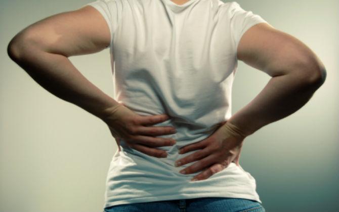 Како да се ослободите од болката во грбот?