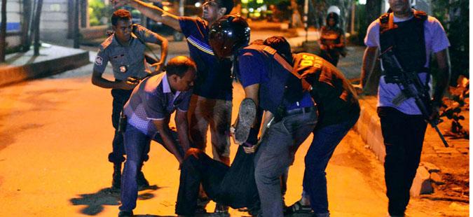 Заврши заложничката драма во Дака, загинаа 20 заложници