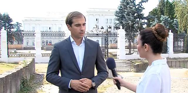 """Спасов: """"Македонија вработува 2"""" дава огромна поддршка за македонската економија"""
