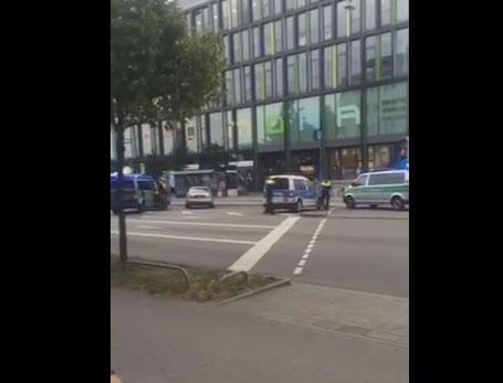 ВИДЕО: Масакр во Минхен, најмалку 15 убиени