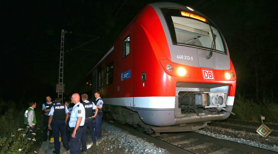ВОЗНЕМИРУВАЧКО ВИДЕО: Напаѓачот од германскиот воз поврзан со ИД