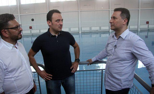 Груевски: Реконструирани 450 училишта, уште 60 ќе се обноват годинава