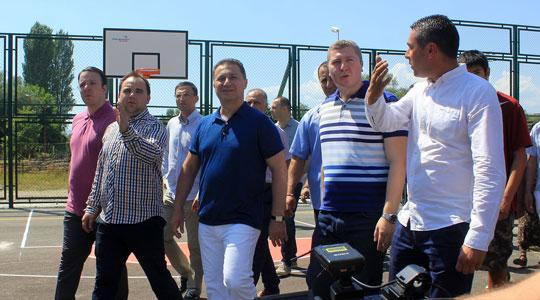 Над 62 милиони евра инвестирани во повеќе од 280 спортски објекти